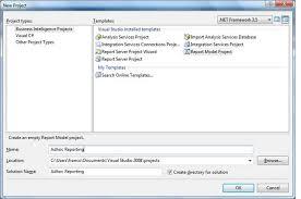 Sql Server Performance Adhoc Reporting Using Ssrs 2008 R2
