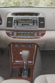 2006 Toyota Camry XLE Center Console - Picture / Pic / Image
