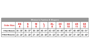 Hanes Briefs Size Chart Up To 41 Off On Hanes Womens Underwear 6 Pack Groupon