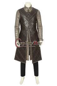 types tv game of thrones jon snow cosplay costume include as it shown in the picture