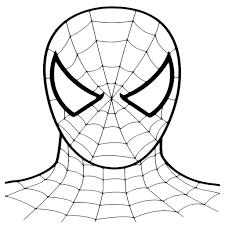Ragno Da Colorare E Disegni Di Spiderman Pictures To Pin On Per Con