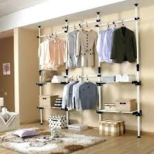 awesome free standing closet systems bedroom free standing closet organizers regarding free standing clothes rack ikea popular