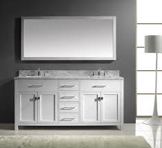Dual Bathroom Vanities 48 Inch Double Sink Bathroom Vanity For Small Bathrooms Bathroom
