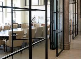 pk 30 framed glass wall system