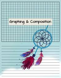 Graphing Composition Graph Composition Spiral Paper Notebook Journal Squared Graphing Paper Blank Quad College Ruled Graph Paper Grid Note
