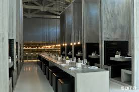 Restaurant Kitchen Furniture Michel Abboud Workshop Palm Spring Dinningjpg