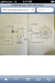 electric fan wiring kit o electric image wiring installing a universal spal electric fan relay kit gbodyforum on electric fan wiring kit o