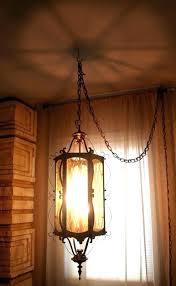 outdoor plug in chandelier hanging plug in chandelier swag lamp outdoor hanging chandelier plug in