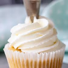 whipped cream frosting baking a moment