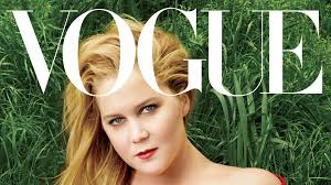 Amy Schumer on the July Cover of Vogue And She s Changing the Game.