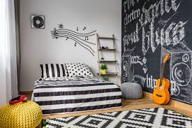 Teenager Bedroom Decor Model Design