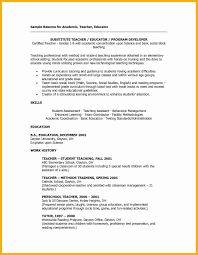 Enchanting Resume Student Teaching Examples With Additional