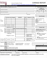 Budget Report Template 14 Free Word Pdf Format Download