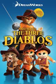 Gato de Botas: Os Três Diabos