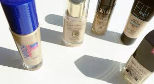 best foundations for oily skin 2017