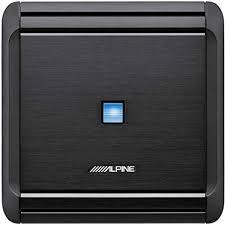 amazon com alpine mrv f300 4 channel car amplifier 50 watts rms x alpine mrv f300 4 channel car amplifier 50 watts rms x 4