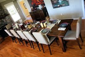 brilliant 12 foot dining table seats minartandoori 12 foot long dining room table designs