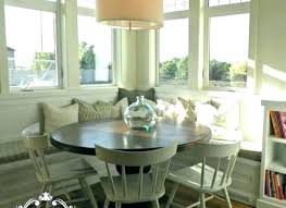 dining room banquette furniture. Banquette Seating Furniture Dining Room Booth Table Kitchen Breakfast Round . F