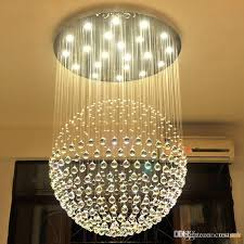 new modern led k9 ball crystal chandeliers large chandelier lights chandeliers modern living room gu10 rustic crystal chandelier wine bottle chandelier