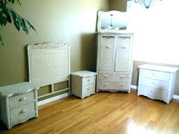white wicker bedroom furniture – mastertecnologia.info