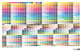 Pantone Colors To Cmyk Conversion Chart Download Free Pms Rgb Conversion Chart For Mac