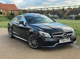2015 Mercedes CLS 63 AMG S 5.5 Bi-Turbo V8 Black *FSH, HIGH SPEC ...
