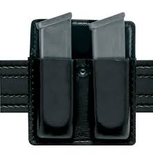 Double Magazine Pouch With Handcuff Holder Magazine Holders Duty Gear Galls 26