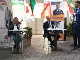 gualtieri roberto ministro economia mangialardi maurizio volpini fabrizio  SENIGALLIA2020-08-27 (3)