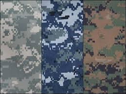 Military Camo Patterns Amazing Why Militaries Have Strange Pixelated Camo Business Insider