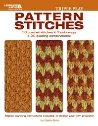 Triple Play Pattern Stitches | Review • Oombawka Design Crochet