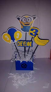 Minion Birthday Party The 126 Best Images About Minion Birthday Party On Pinterest