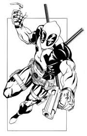 Small Picture deadpool coloring pages pdf coloring pages Pinterest Deadpool