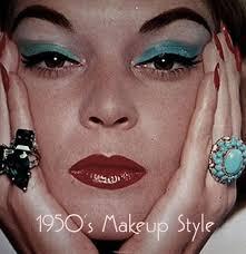 1950s makeup style glamourdaze19