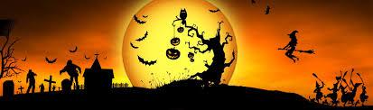 Halloween Party Facebook Banner   Halloween Banner ...
