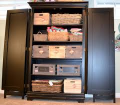 """How to store your Quilting Fabric Stash, Fat Quarters and Quilting ... & The top of the armoire is extra storage for more quilting stuff. In the  large basket marked """"Wash"""" I jam in backing fabrics. Adamdwight.com"""
