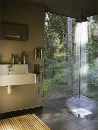 37 Amazing Bathroom Designs That Fused with Nature. Dream ShowerOpen ...