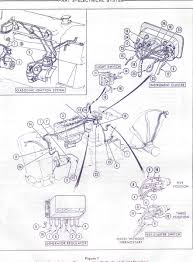 1972 Ford: Mechanics..wiring diagram..3 cylinder, Diesel tractor