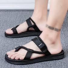 <b>Men Sandals</b> Comfortable Slipper <b>Summer</b> Fashion Personality ...