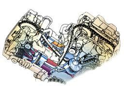 honda magna v 4 engine