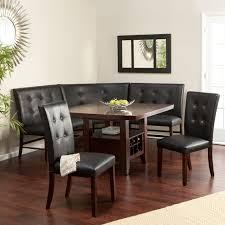 space saving furniture dining table. Elegant Corner Bench Dining Table Set Space Saving Furniture N