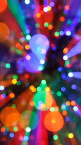 Christmas Lights Iphone Wallpapers Free ...