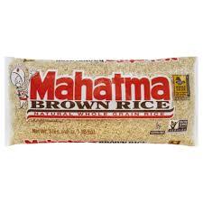 mahatma brown rice. Interesting Brown Brown Rice Inside Mahatma O