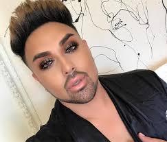 most famous male makeup vloggers muas angel merino celebrity makeup artist