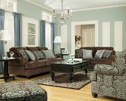 Baby Blue And Brown Living Rooms Gopelling Net