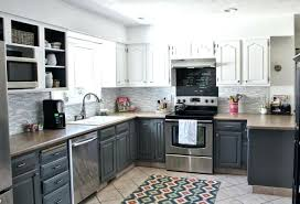 white kitchen cabinets with black countertops. White Kitchen Black Countertops Dark Granite Cabinets With H