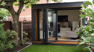 home office in the garden. Custom Mini Pod Home Office In The Garden D
