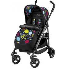 <b>Peg</b>-<b>Perego</b> Si - <b>коляска прогулочная</b> на шасси Dark Grey цвет ...