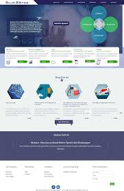 Financial Institutions Website Design Elegant Playful Investment Web Design For A Company By