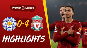 Leicester City 0-4 Liverpool | Superb Trent strike helps rout Leicester
