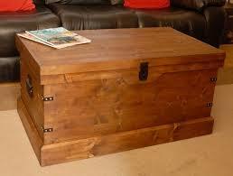 wooden chest wooden blanket box